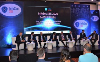 Top world-class experts will attend this year's InfoSec SEE Conference 2021